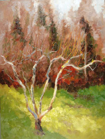 Pruning Time Painting
