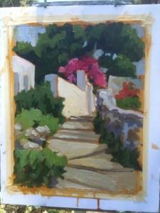 Langada Step Painting 2